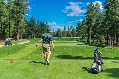 Golfing Music